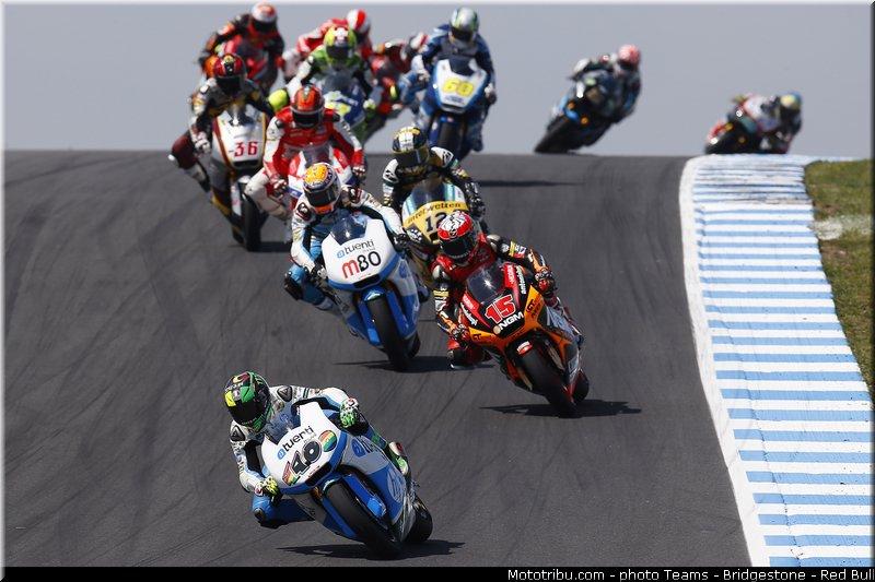 le Moto GP en PHOTOS - Page 3 Moto2_004_australie_philip_island_2013