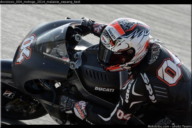 le Moto GP en PHOTOS - Page 3 Dovizioso_004_motogp_2014_malaisie_sepang_test